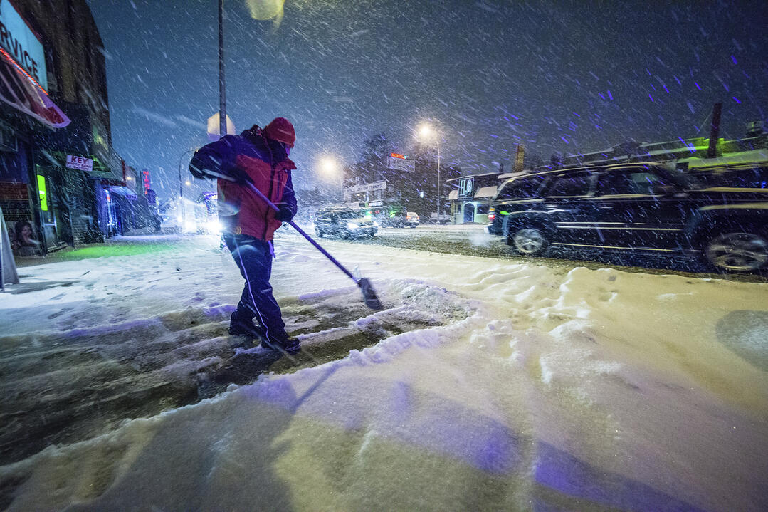 How New England Small Businesses Can Minimize the Impact of Winter Snowstorms